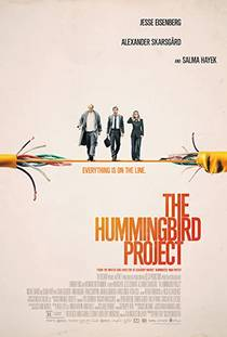 Picture of a movie: The Hummingbird Project