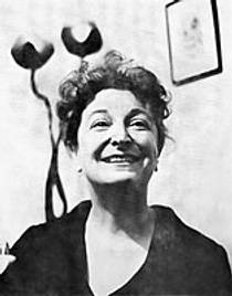 Picture of an author: Pauline Kael