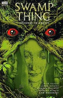 Picture of a book: Swamp Thing