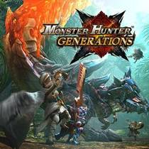 Picture of a game: Monster Hunter Generations