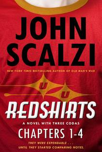 Picture of a book: Redshirts: Chapters 1-4