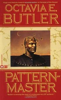 Picture of a book: Patternmaster