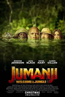 Picture of a movie: Jumanji: Welcome To The Jungle