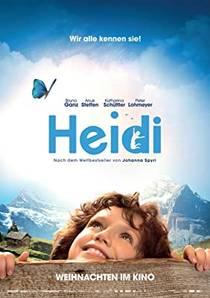 Picture of a movie: Heidi