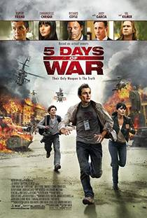 Picture of a movie: 5 Days Of War