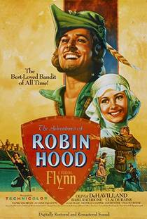 Picture of a movie: The Adventures Of Robin Hood