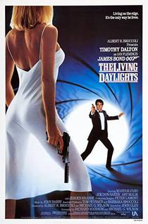 Picture of a movie: The Living Daylights