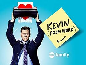 Picture of a TV show: Kevin From Work