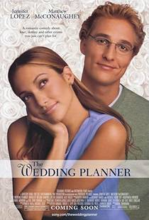 Picture of a movie: The Wedding Planner
