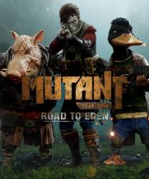 Picture of a game: Mutant Year Zero: Road To Eden