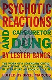 Picture of an author: Lester Bangs
