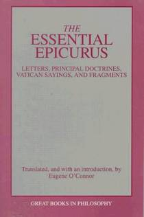 Picture of a book: The Essential Epicurus