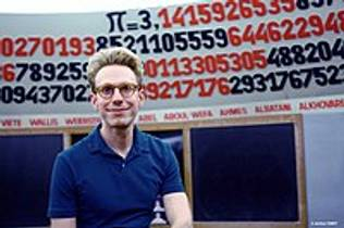 Picture of an author: Daniel Tammet