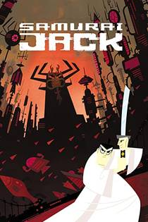 Picture of a TV show: Samurai Jack