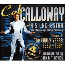 Picture of a band or musician: Cab Calloway