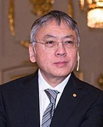 Picture of an author: Kazuo Ishiguro
