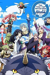 Picture of a TV show: That Time I Got Reincarnated As A Slime