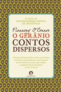 Picture of a book: O Gerânio - Contos Dispersos