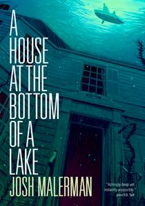 Picture of a book: A House At The Bottom Of A Lake