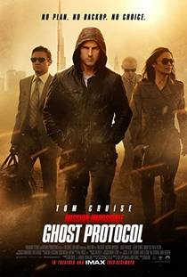 Picture of a movie: Mission: Impossible - Ghost Protocol