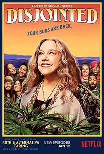 Picture of a TV show: Disjointed