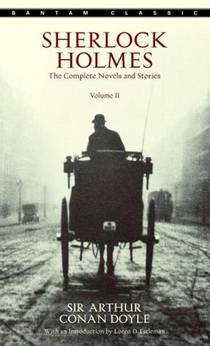 Picture of a book: Sherlock Holmes: The Complete Novels And Stories, Volume II
