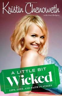 Picture of a book: A Little Bit Wicked: Life, Love, and Faith in Stages