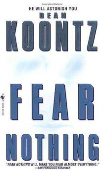Picture of a book: Fear Nothing