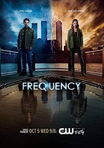 Picture of a TV show: Frequency