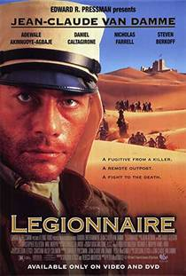 Picture of a movie: Legionnaire