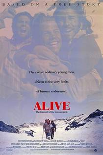 Picture of a movie: Alive