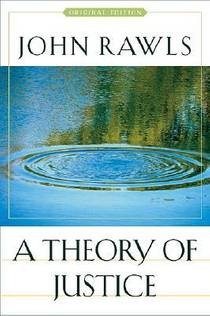Picture of a book: A Theory Of Justice