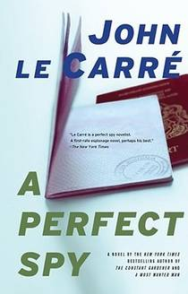 Picture of a book: A Perfect Spy
