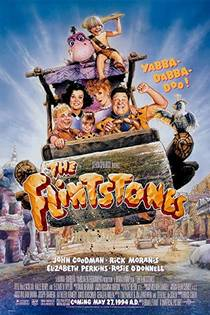 Picture of a movie: The Flintstones
