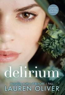 Picture of a book: Delirium