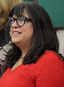 Picture of an author: E.L. James