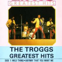 Picture of a band or musician: The Troggs