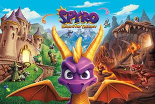 Picture of a game: Spyro Reignited Trilogy