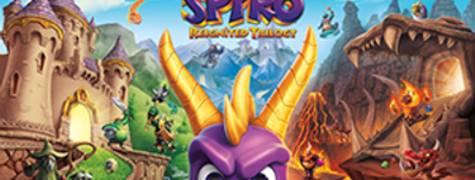 Image of Spyro Reignited Trilogy