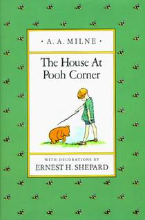 Picture of a book: The House At Pooh Corner
