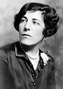 Picture of an author: Edna Ferber
