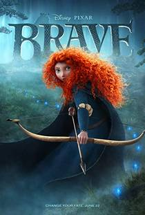 Picture of a movie: Brave