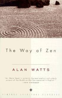 Picture of a book: The Way Of Zen