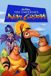 Picture of a movie: The Emperor's New Groove