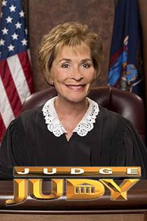 Picture of a TV show: Judge Judy