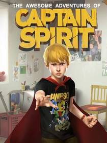 Picture of a game: The Awesome Adventures Of Captain Spirit