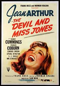 Picture of a movie: The Devil And Miss Jones