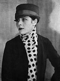 Picture of an author: Djuna Barnes