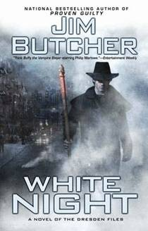 Picture of a book: White Night