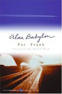 Picture of a book: Alas, Babylon